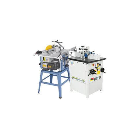 Asztali faipari maró és komibinált gépek