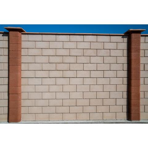Egyedi beton kerítések egyszerűen házilag