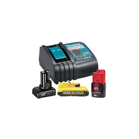 Kéziszerszám akkumulátorok és töltők