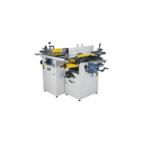 Kombinált faipari gépek