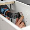 Bosch GSR 14,4 V-EC FC2 SDS-Set
