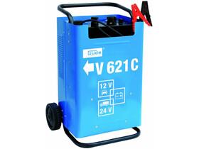 Güde V621 C akkumulátortöltő-indító