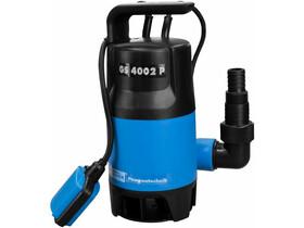 Güde GS 4002 P búvárszivattyú szennyezett vízre