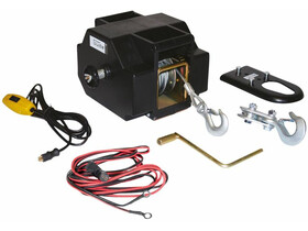 Güde 1800/12V elektromos csörlő