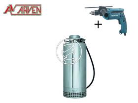 Arven Kontract KTC 400 elektromos búvárszivattyú 400V
