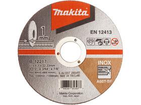Makita vágókorong B-12217