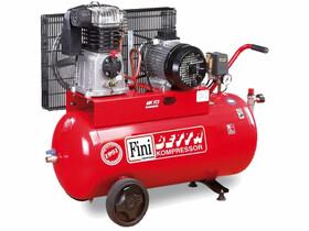 Betta MK 103-50-3M ékszíjmeghajtású olajkenésű kompresszor