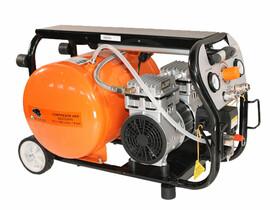 Bisonte SC012-015 direktmeghajtású, olajmentes kompresszor
