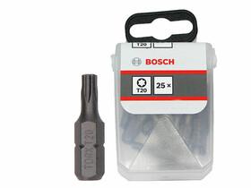 Bosch 25 mm csavarbehajtó bit 25 db