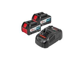 Bosch GBA 18V 6,3AH 2x + G