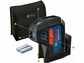 Bosch GPL 5 G pontlézer