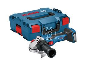 Bosch GWS 18V-15 C akkus sarokcsiszoló (akku és töltő nélkül) L-Boxx-ban