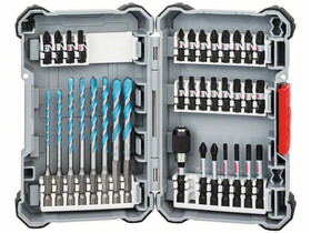 Bosch Impact Control fúró-csavarbehajtó készlet 35 db
