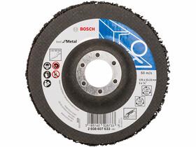 Bosch N377 ø 125 mm, ø 22,23 mm, SiC négertárcsa
