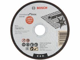 Bosch Standard for Inox AS 46 T INOX BF ø 125 x 1,6 mm, ø 22,23 mm vágókorong