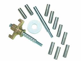 DeWalt D215826-XJ gyémántfúróállvány rögzítő készlet D215821/D215831/D215851-hez