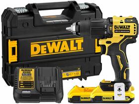 DeWalt DCD709D2T-QW akkus ütvefúró-csavarozó