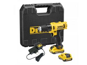 DeWalt DCD710D2-QW fúrócsavarozó