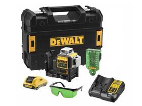 DeWalt DCE089D1G-QW vonallézer