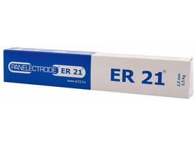 Panelectrode ER 21 2,5x350mm (2,5kg) bevont elektróda