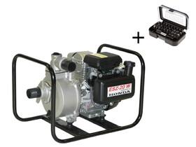 ESZ-20 WA vízszivattyú Honda motorral