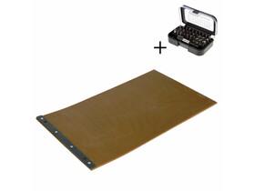 Gumilap lapvibrátorokhoz, 500 mm