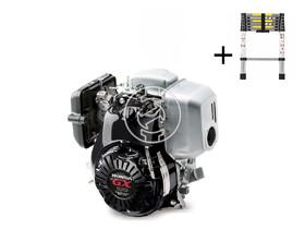 Honda GX-100 KRAA kúpos főtengelyű berántós döngölő motor