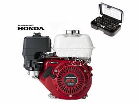 Honda GX-120 S Ø18 mm főtengelyű berántós motor