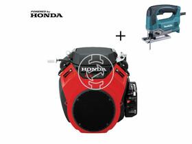 Honda GX-630 Q D25,4 mm főtengelyű önindítós motor