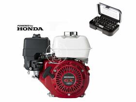 Honda GX-160 S Ø20 mm főtengelyű berántós motor