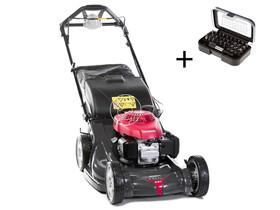 Honda HRX 537 VKE benzinmotoros fűnyíró