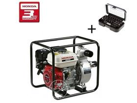 Honda WB 20 benzinmotoros vízszivattyú