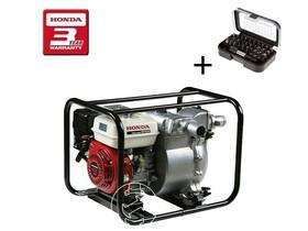 Honda WT 20 benzinmotoros szennyvízszivattyú