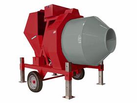 IMER BIR1500 elektromos félautomata betonkeverő (400V)