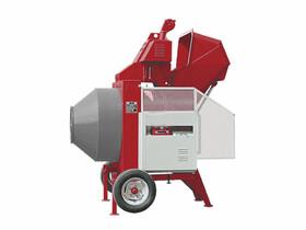 IMER BIR330 félautomata dízel motoros betonkeverő (Kohler)