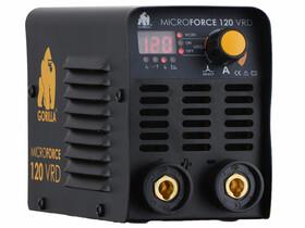 Iweld GORILLA MICROFORCE 120 VRD bevontelektródás inverteres hegesztőgép