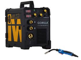 Iweld Gorilla Pocketmig 205 Aluflux fogyóelektródás védőgázas inverteres hegesztő