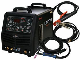Jasic Razor TIG-200 AC/DC volfrámelektródás inverteres hegesztő