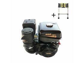 Kohler CH440 V kúpos főtengelyű berántós motor