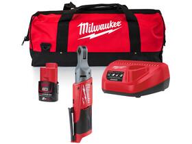 Milwaukee M12FIR14-201B akkus racsnis csavarkulcs