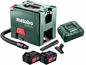 Metabo AS18LPC akkus száraz porszívó