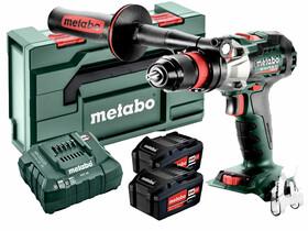 Metabo SB 18 LTX BL Q I akkus ütvefúró-csavarozó