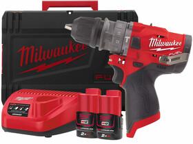Milwaukee M12FPDX-202X akkus ütvefúró-csavarozó