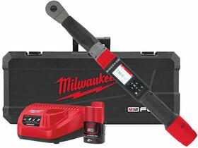 Milwaukee M12ONEFTR12-201C akkus digitális kézi nyomatékkulcs