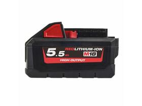Milwaukee M18 HB5.5 akkumulátor