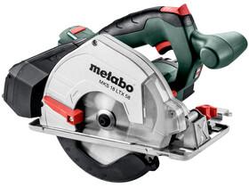 Metabo MKS 18 LTX 58 akkus fémipari körfűrész