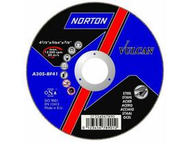 Norton Vulcan A30P-125x6.4x22.23