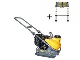NTC Elegant VD 15 K lapvibrátor Kohler motorral (vizező készlettel)