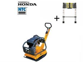 NTC VDR26 lapvibrátor előre-és hátramenettel Honda motorral