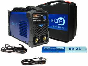 Panelectrode MMA 120 Digital VRD bevontelektródás inverteres hegesztőgép